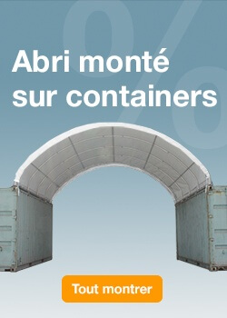 Tunnel de stockage PROMOTIONS