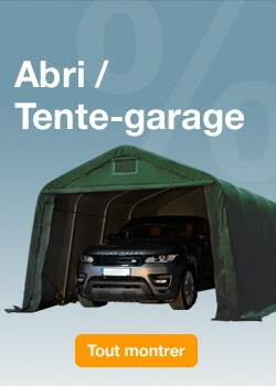 Abri / Tente-garage PROMOTIONS